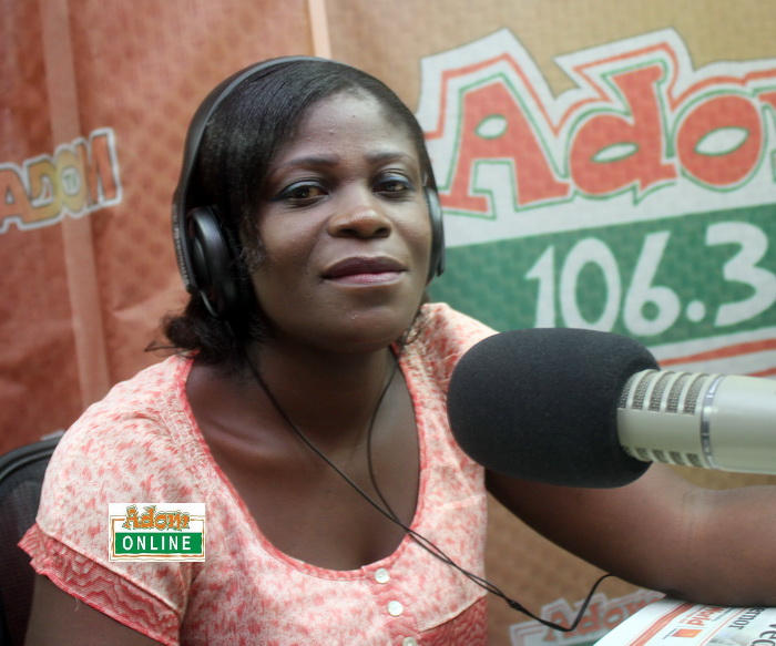 PHOTOS: Vim lady hosts Adom FM's Dwaso Nsem - Adomonline.com