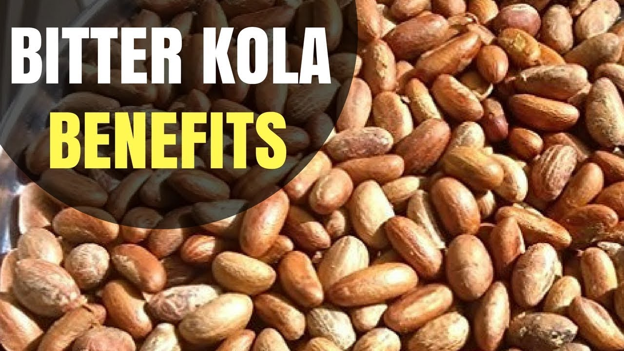7 amazing health benefits of bitter kola - Adomonline com