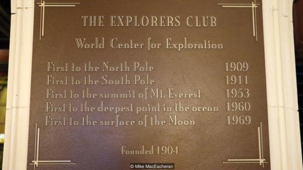 While The Explorers Club has an illustrious history, president Richard Wiese says its members are focussed on the future (Credit: Credit: Mike MacEacheran)
