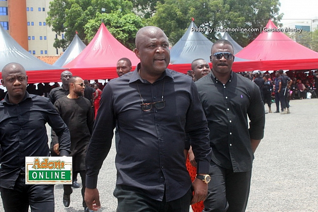 Ebony's final funeral rites at State House (149)