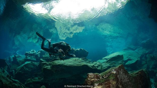 The Chicxulub Crater has been nominated for recognition as a Unesco World Heritage site (Credit: Credit: Reinhard Dirscherl/Alamy)