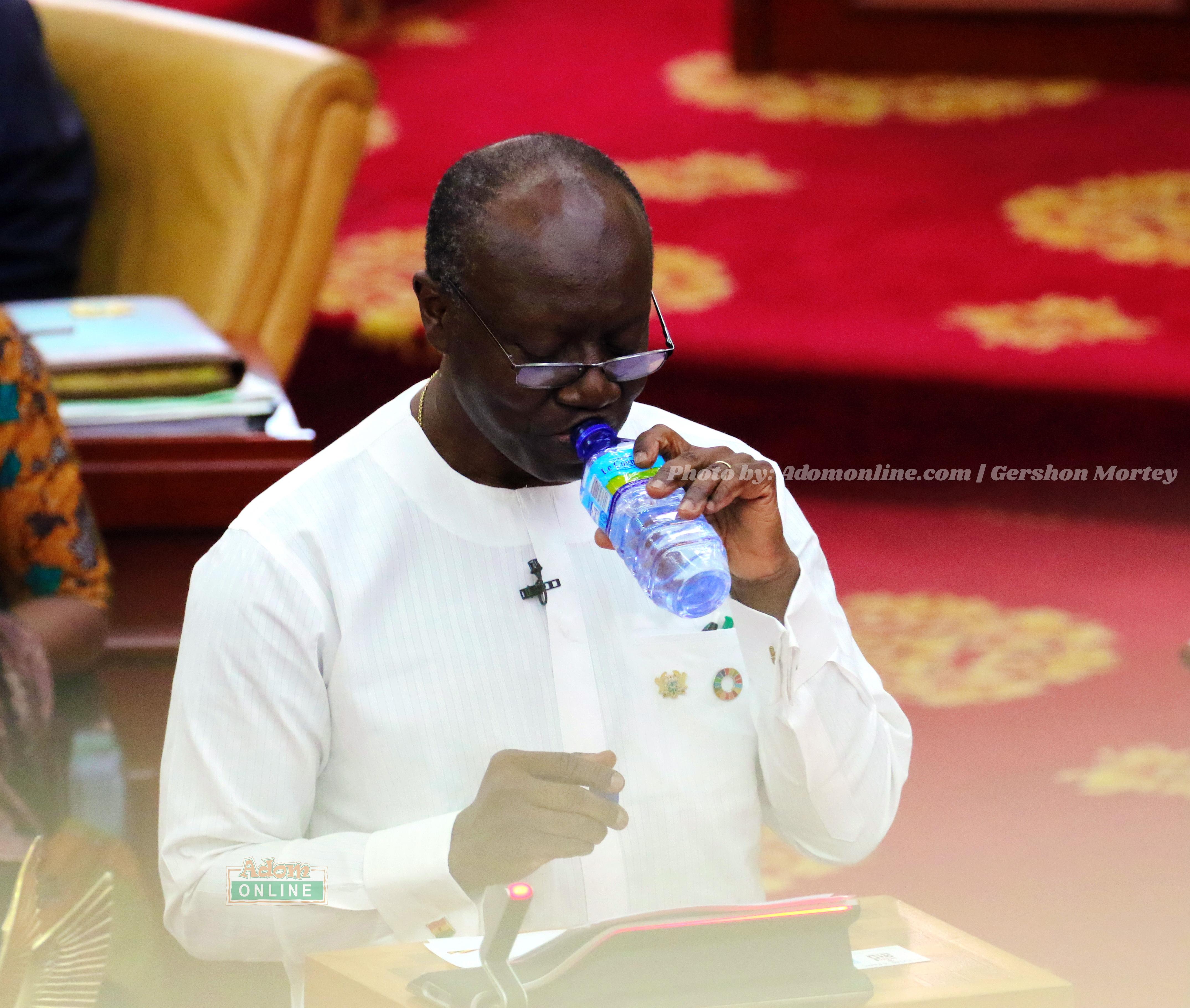 Ken Ofori Atta Finance Minister