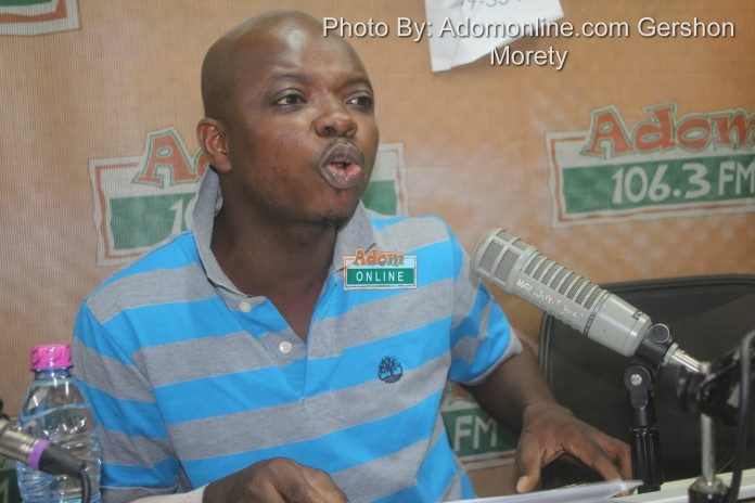 The Bono Regional Chairman of the governing New Patriotic Party (NPP), Kwame Baffoe, popularly known as Abronye DC, has reacted to the closure of Nigeria's border.