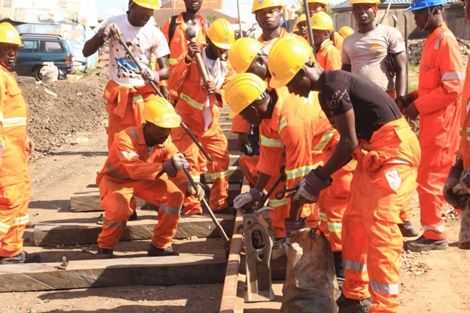 Railway Workers Union demands salary review - Adomonline com