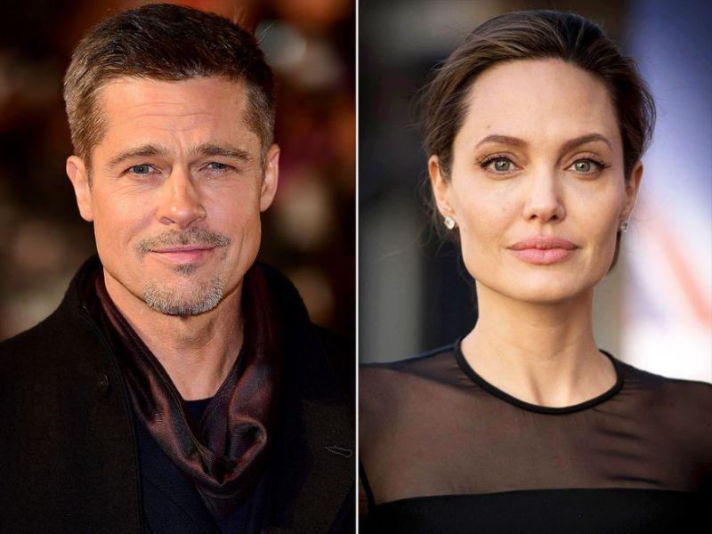 Brad Pitt, Angelina Jolie | Getty (2)