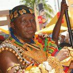 Asantehene Otumfuo Osei Tutu II