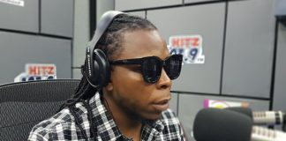 Rapper, Edem, has expressed his displeasure at the ban on celebrities from endorsing alcoholic beverages and has asked the relevant authorities to reverse the decision.