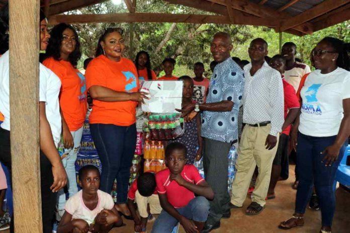 VISMA donation