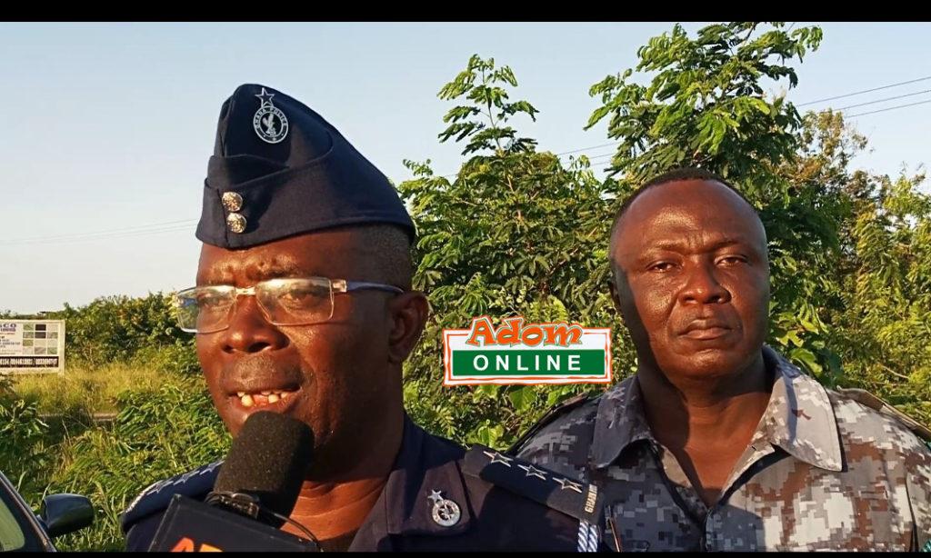 Dominase District Police Commander DSP Paul Ankan