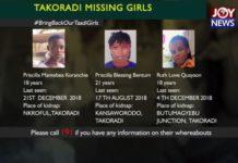 takoradi kidnap girls