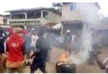 nigeria ghana clash