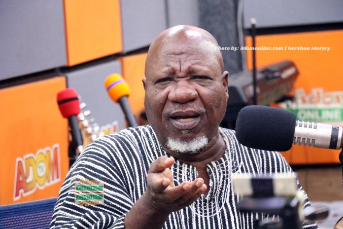 Former NDC, Bernard Allotey Jacobs