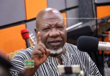 Former Central Regional Chairman of the National Democratic Congress (NDC),