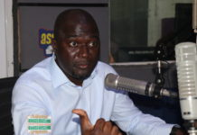 The ExecutiChamber of Petroleum Consumers of Ghana (COPEC), Duncan Amoah