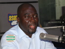 The ExecutiChamber of Petroleum Consumers of Ghana (COPEC), Duncan Amoah