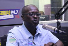 A US-based Lecturer, Prof. Kwaku Asare