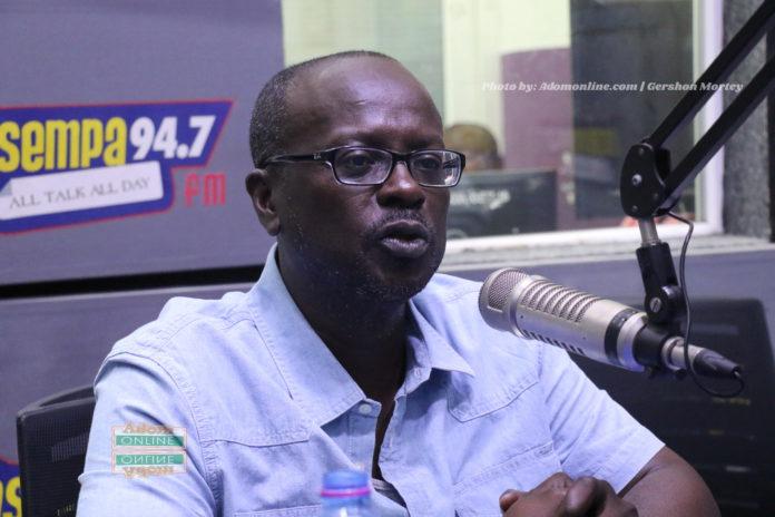 A US-based Lecturer, Prof. Kwaku Asare