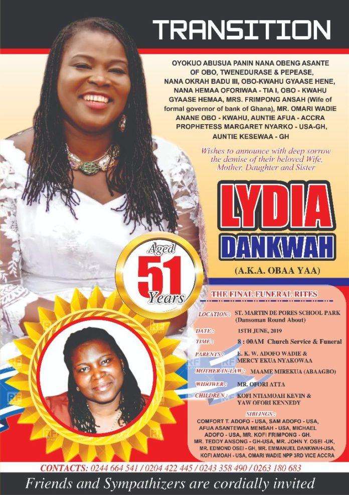 Lydia Dankwah