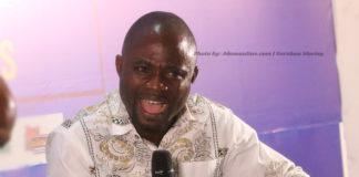 Hon. Kwabena Mintah Akandoh, Ranking Member - Parliament Select Committee on Health