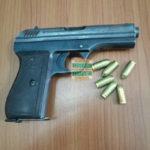 gun robbery