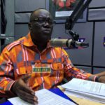 Chief Executive Officer of the Forestry Commission, Kwadwo Owusu Afriyie (Sir John)