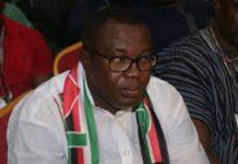 Ofosu Ampofo NDC chairman