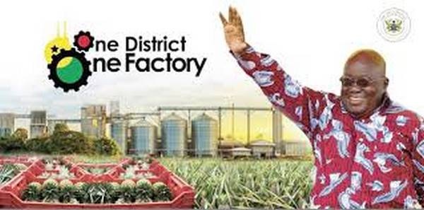 one district one factory