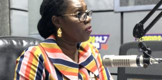 Member of Parliament for Ablekuma North constituency, Ursula Owusu-Ekuful