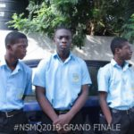 Defending champions, St Peter's were crushed in the NSMQ final.