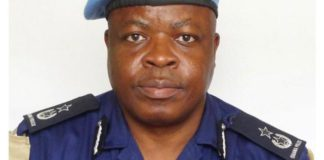 New acting IGP, James Oppong-Boanuh
