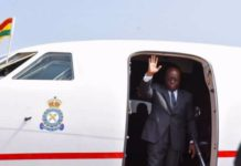 Akufo Addo travel