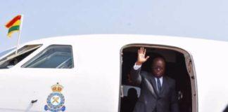 Akufo Addo travel