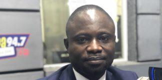 Juaboso MP, Kwabena Mintah Akando