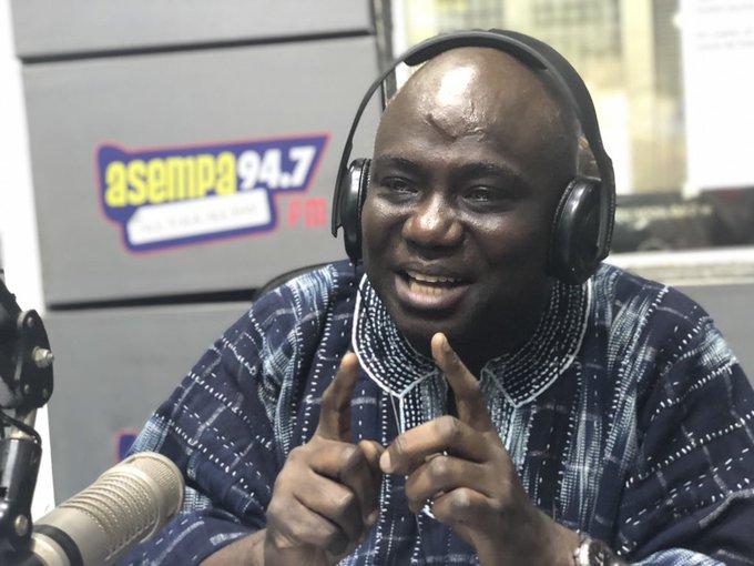 Eric Opoku NDC Agric
