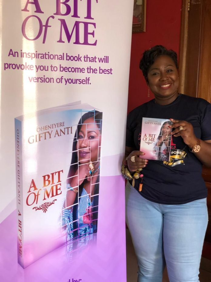 Gifty Anti book