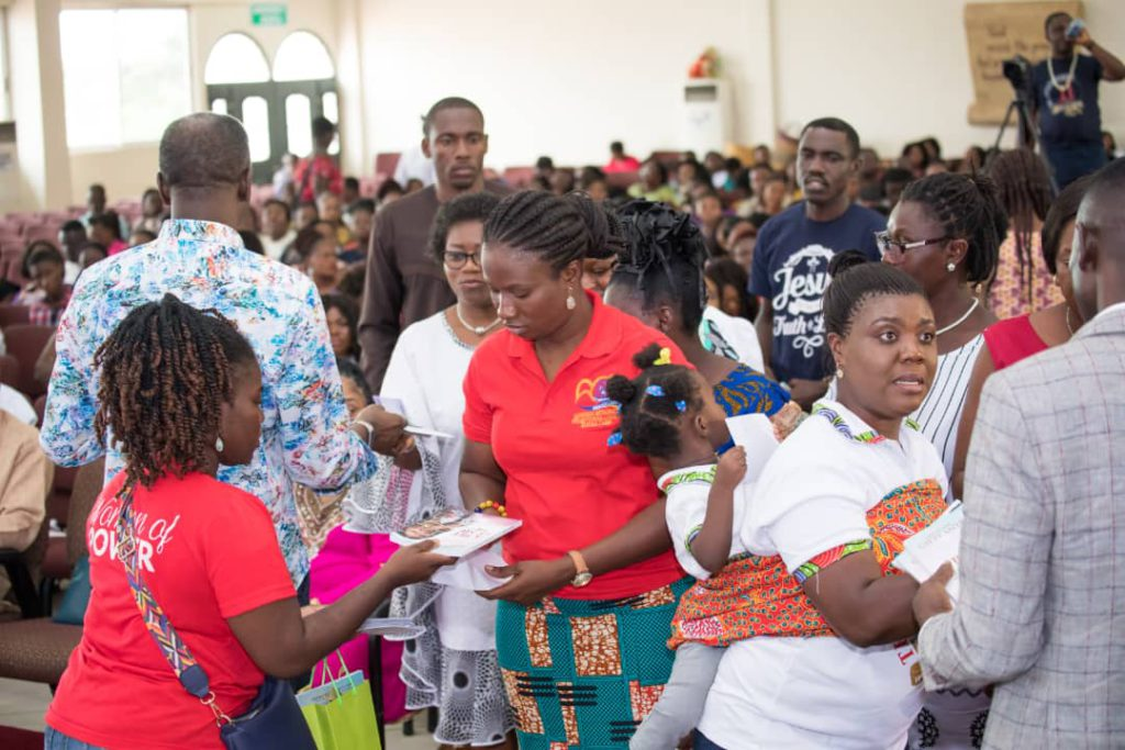 Gifty Anti book launch