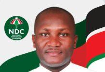 Michael Tetteh Kwetey, NDC Parliamentary aspirant