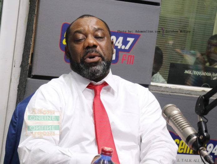 Education Minister, Dr Matthew Opoku-Prempeh