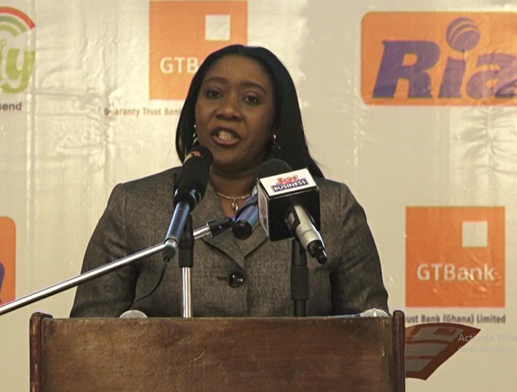 Iris Richter Addo - GT Bank General Manager, General Internal Service Operations