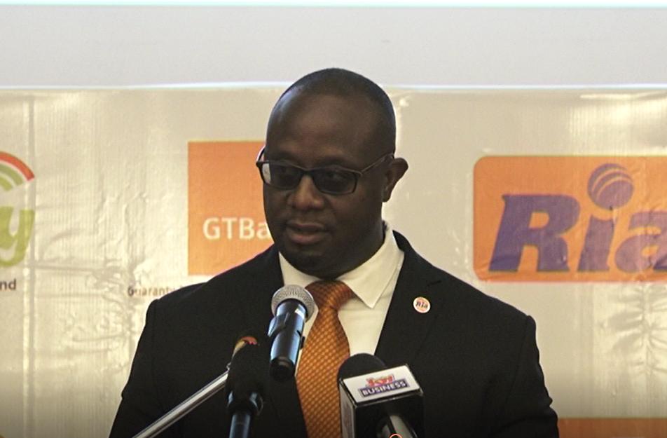 Robert Kotei - Regional Director, RIA Africa