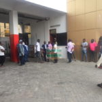 NDC supporters