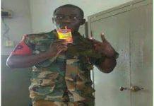 kalyppo soldier