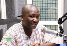 Michael Tetteh Kwetey NDC aspirant