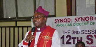 Right Reverend Felix Odei Annacy