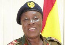 Brigadier General Felicia Twum-Barima