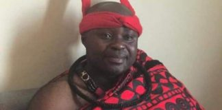 The late Otumfuo Asamponhene Nana Kwadwo Afoduo