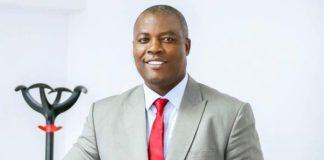 Goerge Mensah Okley tendered his resignation on Friday.