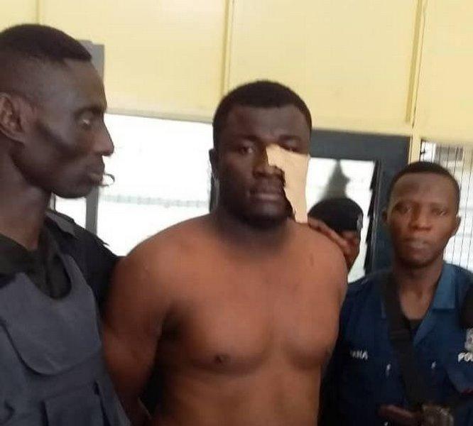 police arrest kasoa killer