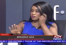 Amanda Clinton represents some Menzgold clients who want their money back.