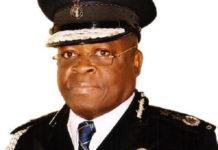 Inspector-General of Police, Mr James Oppong-Boanuh